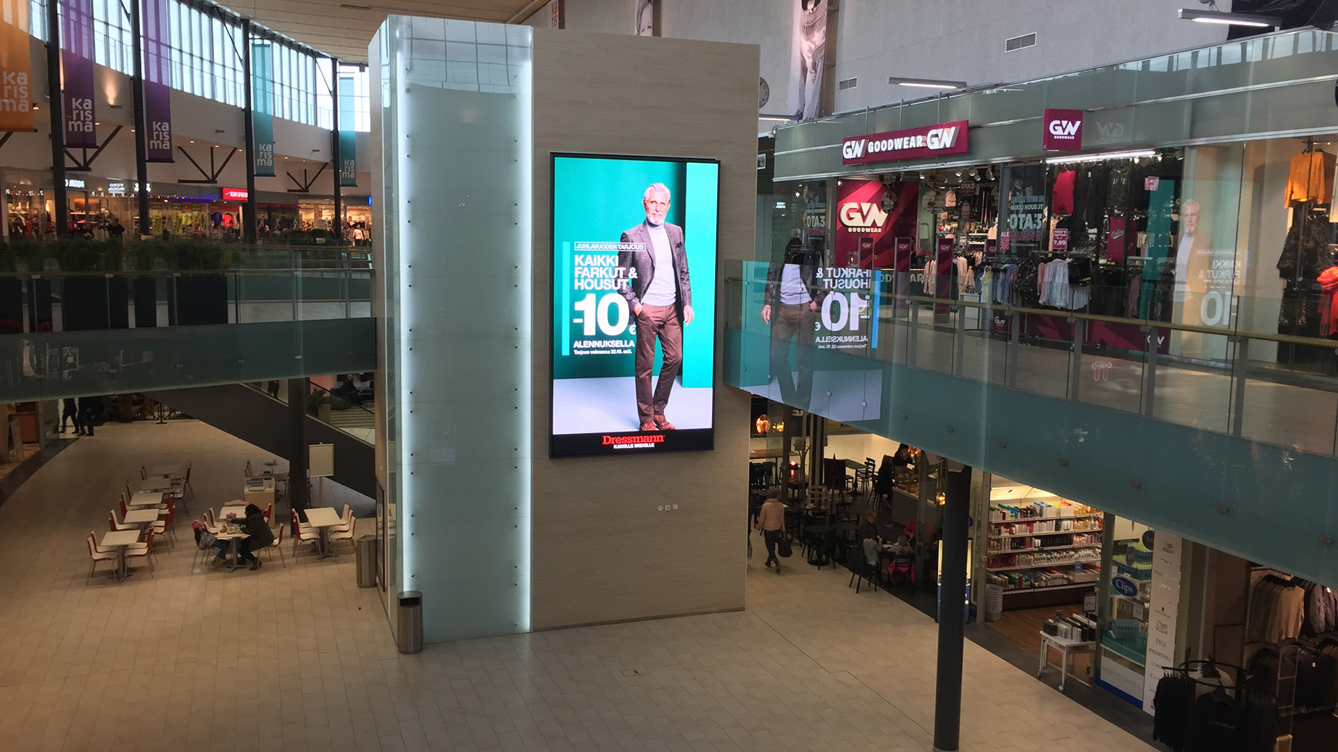 Jumbo Digital Jumboscreen Karisma