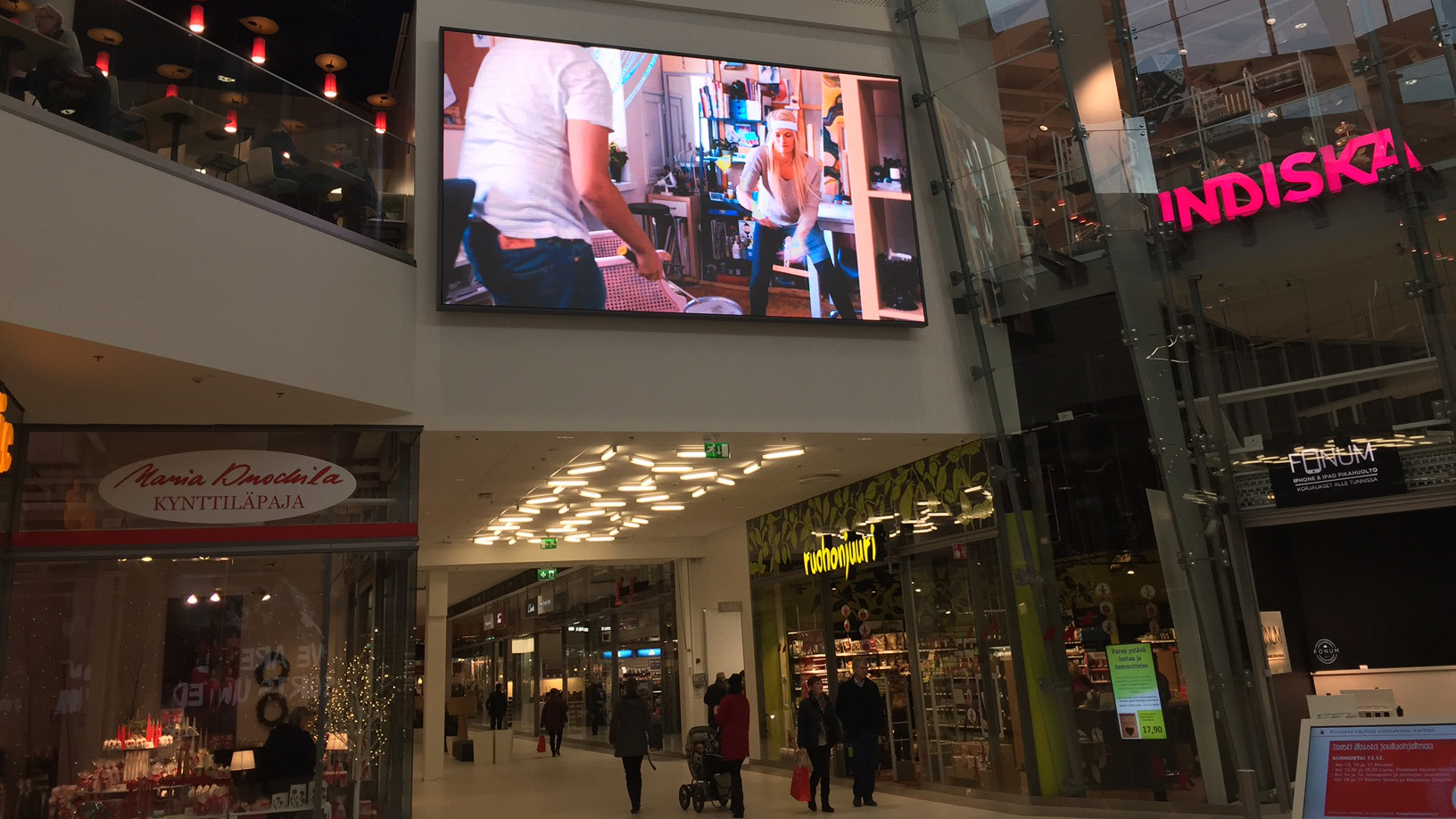 Jumbo Digital Jumboscreen Mylly